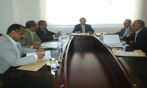 اجتماع مجلس الأمناء يوم السبت الموافق 2014/01/18