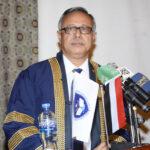الاستاذ الدكتور/ عبدالعزيز بن حبتور - رئيس الوزراء الاكاديمية اليمنية