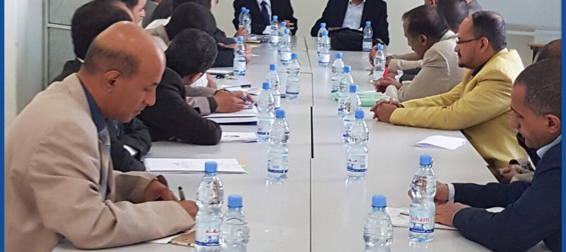 زيارة لجنة من مجلس الاعتماد الأكاديمي وضمان جودة التعليم لمقر الأكاديمية