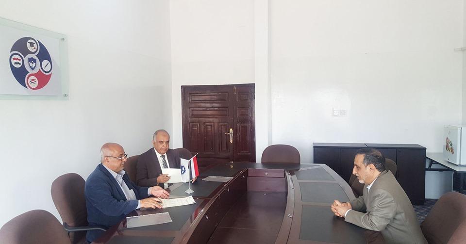 اتفاقية تعاون مشترك بين الأكاديمية ونقابة المحامين..