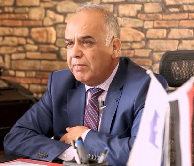 الأستاذ الدكتور / أحمد الشامي - رئيس الأكاديمية اليمنية للدراسات العليا
